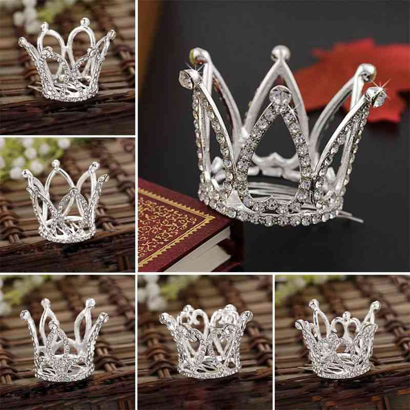 Baby Boy, Girl Crown, Newborn Photography Props, Infants Photoshoot Accessories