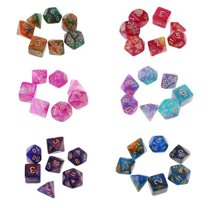 Polyhedral Dices