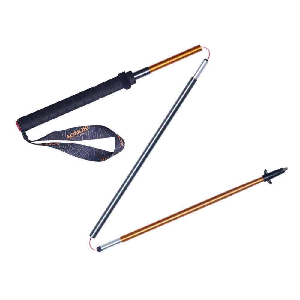 Z-pole Folding- Quick Lock, Trekking & Hiking Pole, Walking Stick