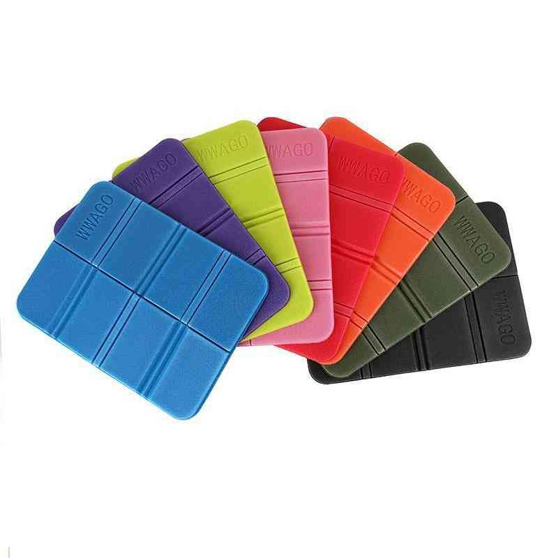 Foldable Small Mats, Waterproof Moisture-proof Pad For Outdoor, Folding Cushion