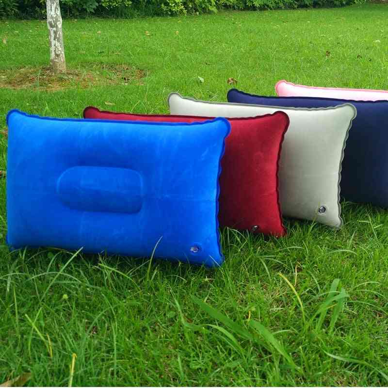 Portable Ultralight- Air Pillow, Sleep Cushion, Head Rest Support