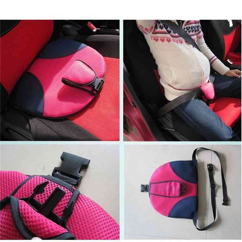1 Point Safety Pregnant Woman Expectant Car Seat Belt Pad