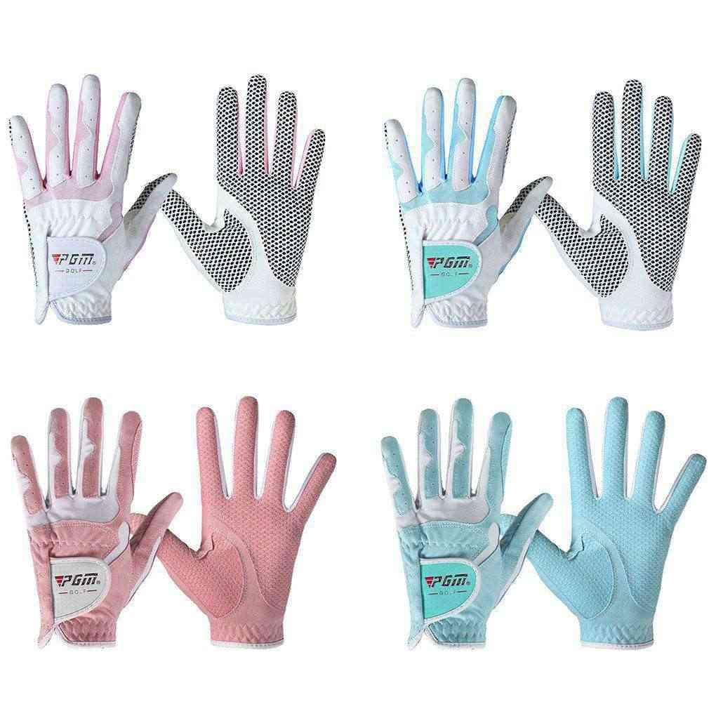 Anti-slip Design Women's Golf Gloves
