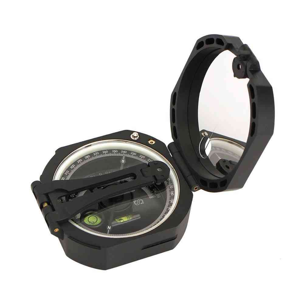 Outdoor Survival Camping, Geological Pocket, Compass Equipment