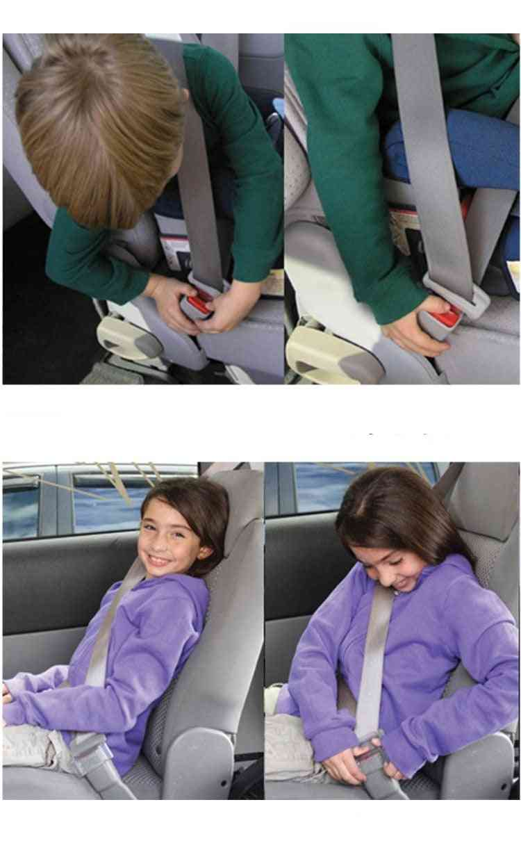 Universal Car Safety Belt Clip Buckle Protective Lock Protection