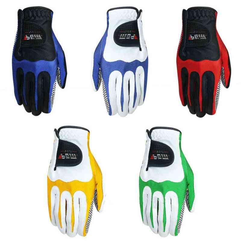 Genuine Fiber Cloth Gloves