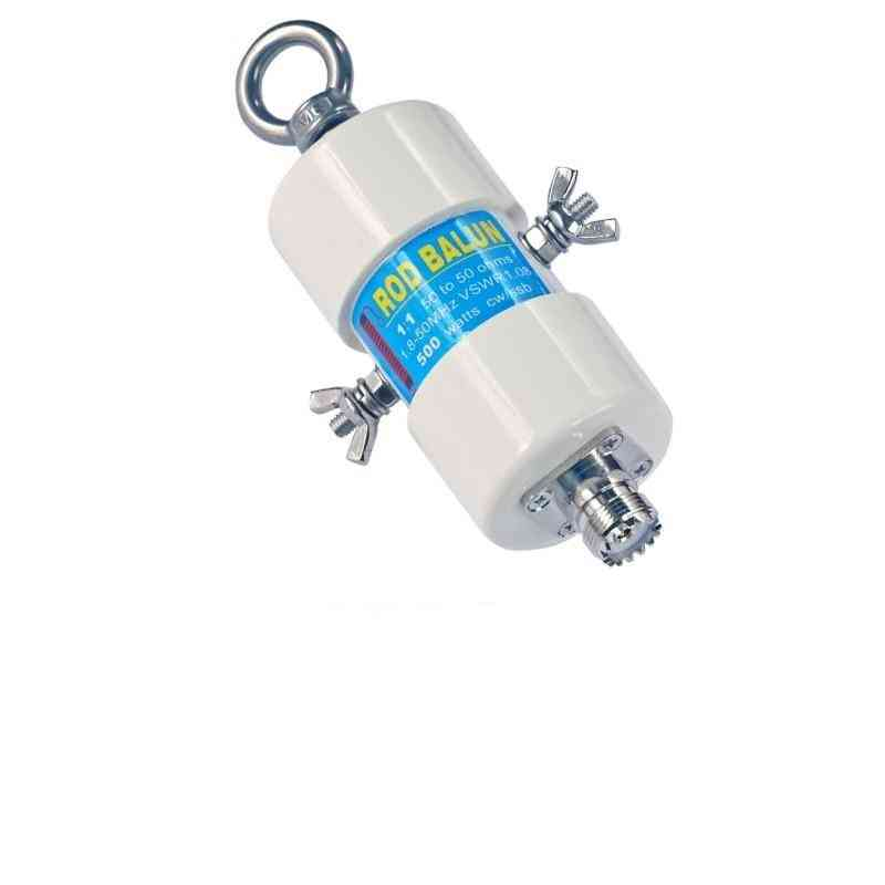 1:1 Waterproof Hf Balun For 160m - 6m Bands (1.8 - 50mhz) 500w For Shortwave Antenna