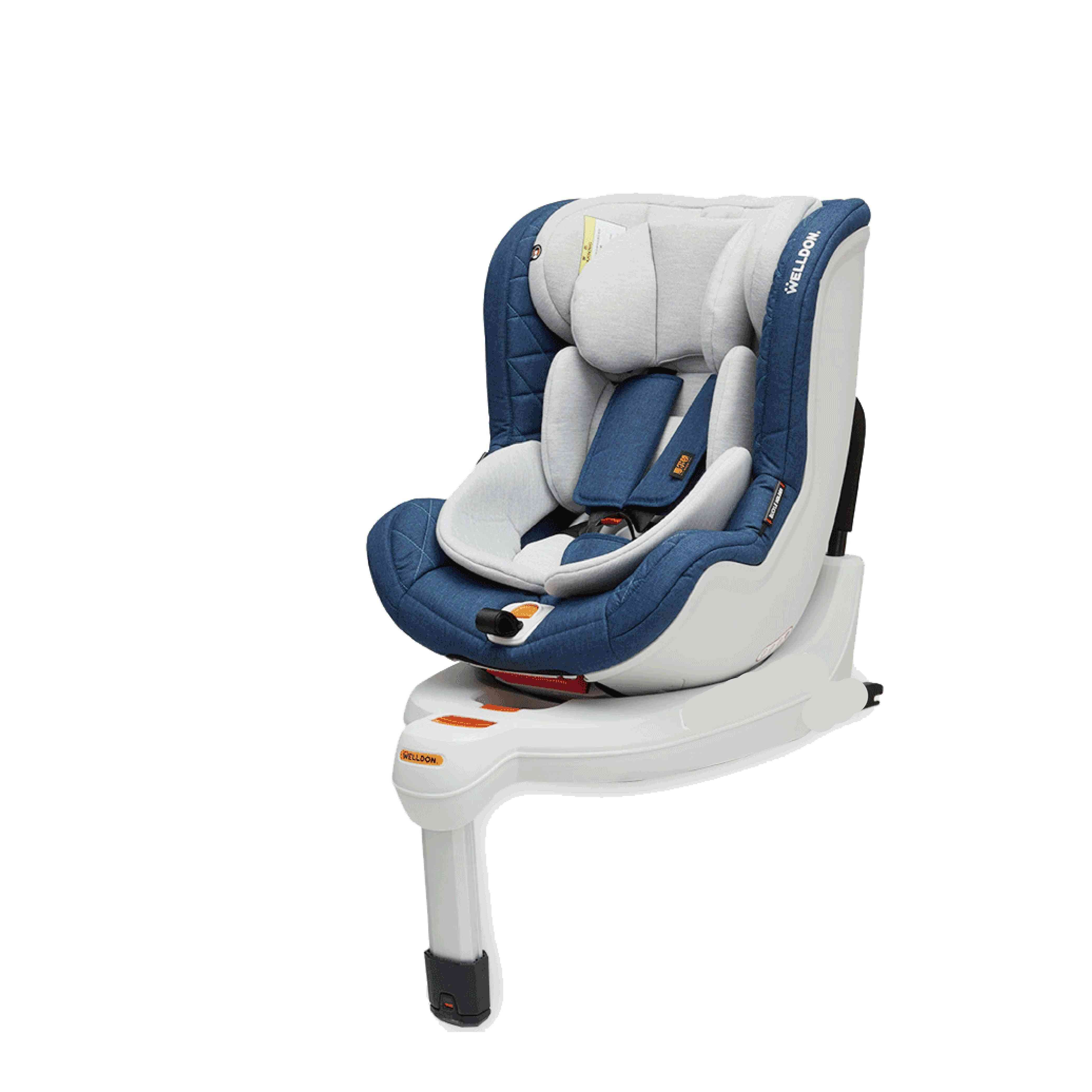Welldon Child Car Safety Seats, Baby Car Safety Seat Head Protection
