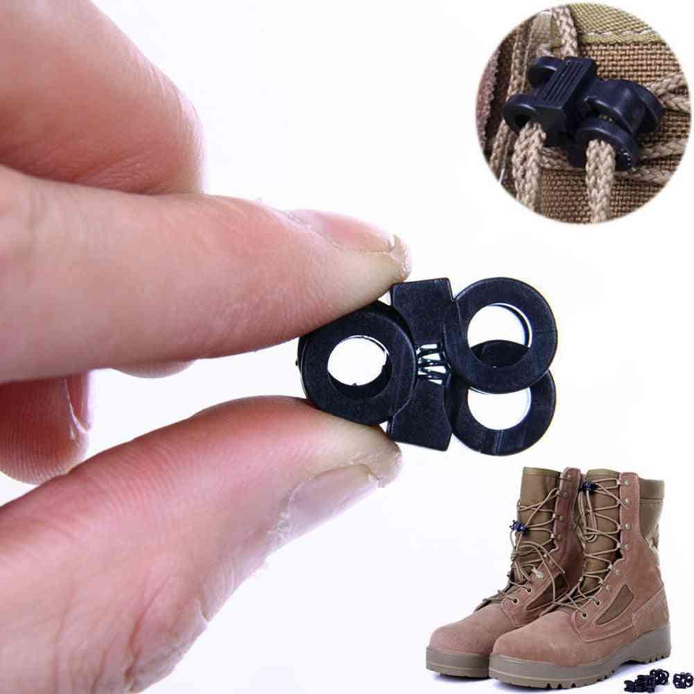 Rapid Shoelaces, Antiskid Tactical, Shoes Backpack