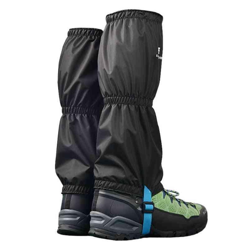 Unisex Waterproof Legging Gaiter Leg Cover Camping, Hiking Ski Boot