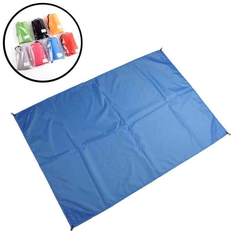 Waterproof Pocket Beach Outdoor Camping Mat, Blanket Lightweight, Compact Outdoor Picnic Ground Sheet