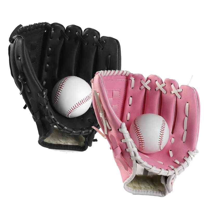 Professional Baseball And Softball Practice Gloves
