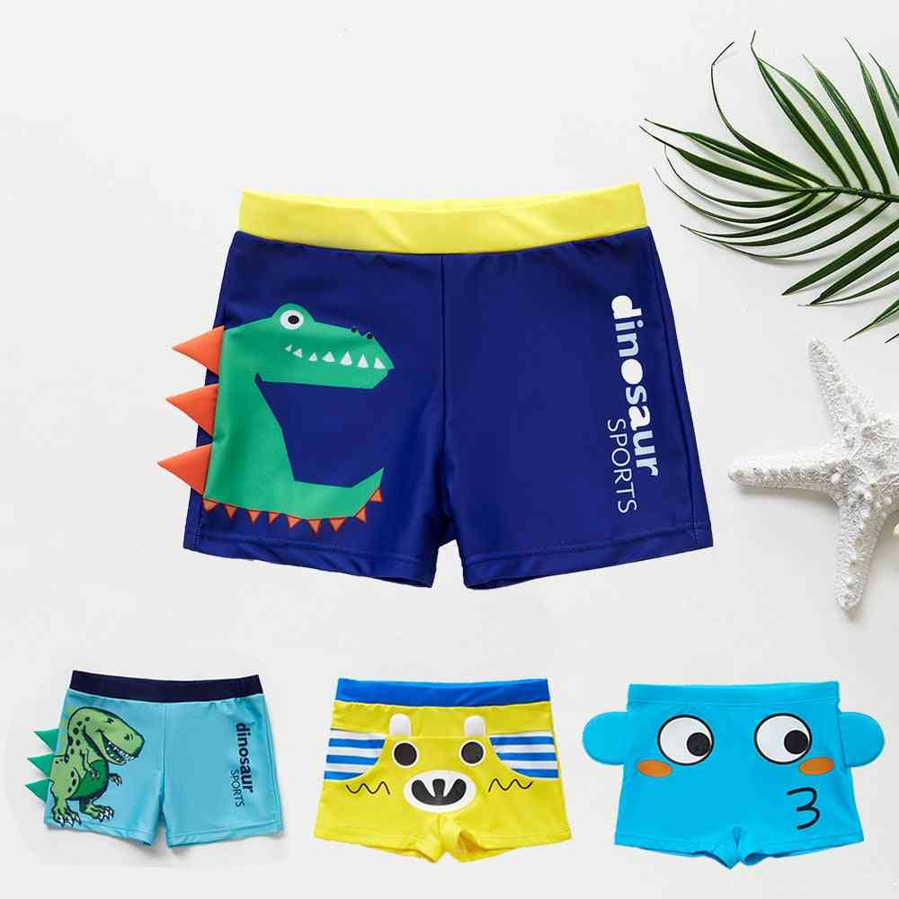 Children's Swimwear Swimsuit Dinasour Swimwear