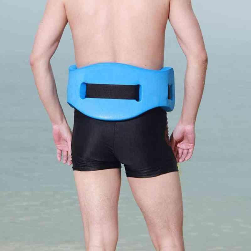 Adjustable Back Floating Foam Swimming Belt - Safety Aid