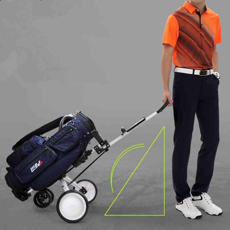 Lightweight Foldable Golf Cart Bag