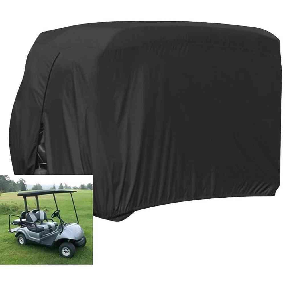 Waterproof 4 Seater Passenger Golf Cart