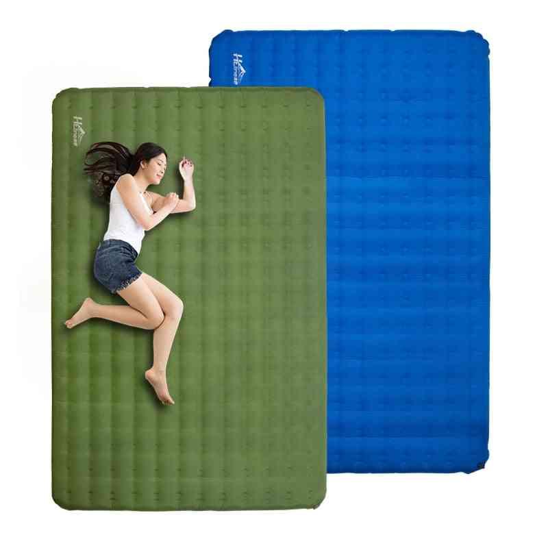 Air Mattress Wear Resistant Waterproof Double Person Sleeping Pad