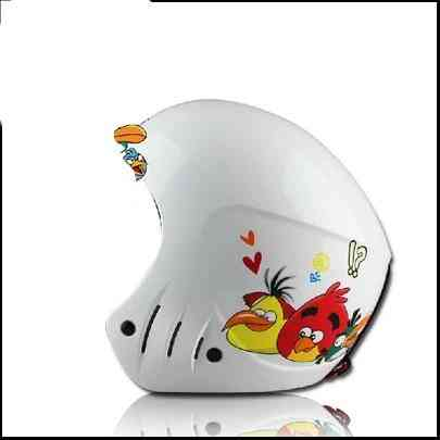 Children Ski Open Face Helmet