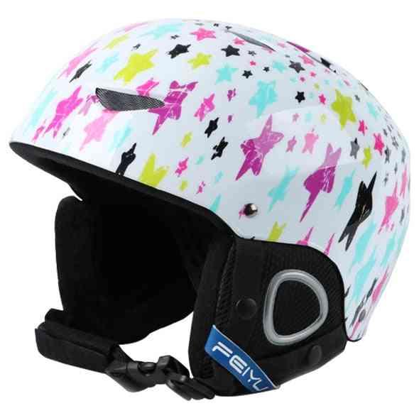 Keep Warm Snowboard Helmet