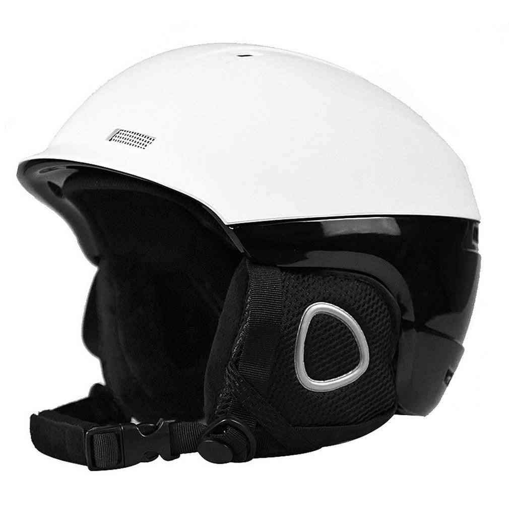 Keep Warm Skate Ski Helmet For Adult