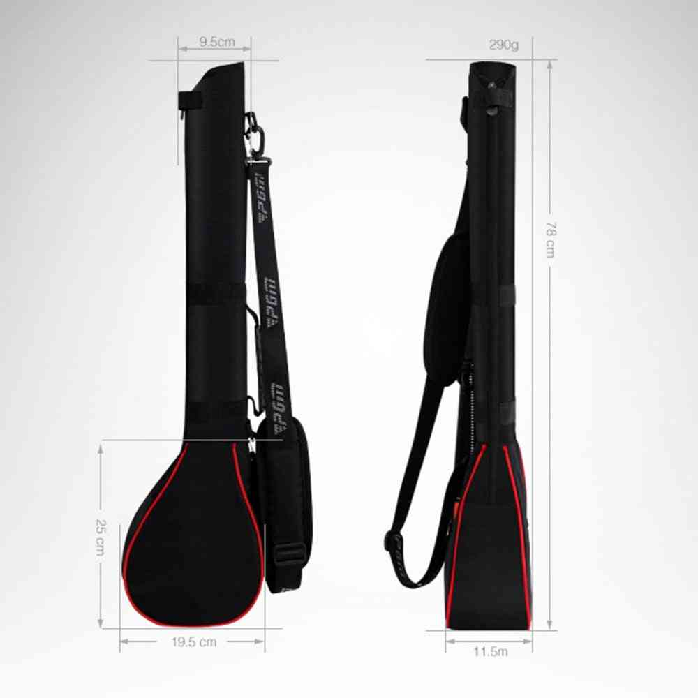 Pgm Golf Bags, Outdoor Practice, Training Gun Packed Foldable Design, Portable, For Men And Women Sports Ball Pack