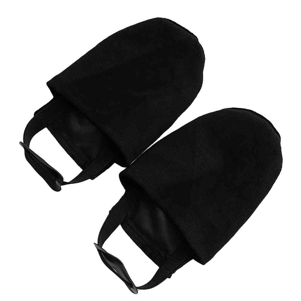 1 Pair Sports Bowling Shoe, Slider Cover & Elastic Strap