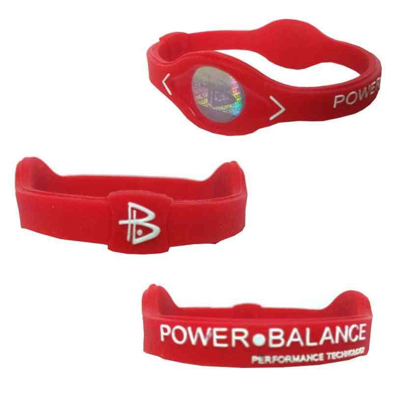 Power Energy Sport Wristbands Bracelet