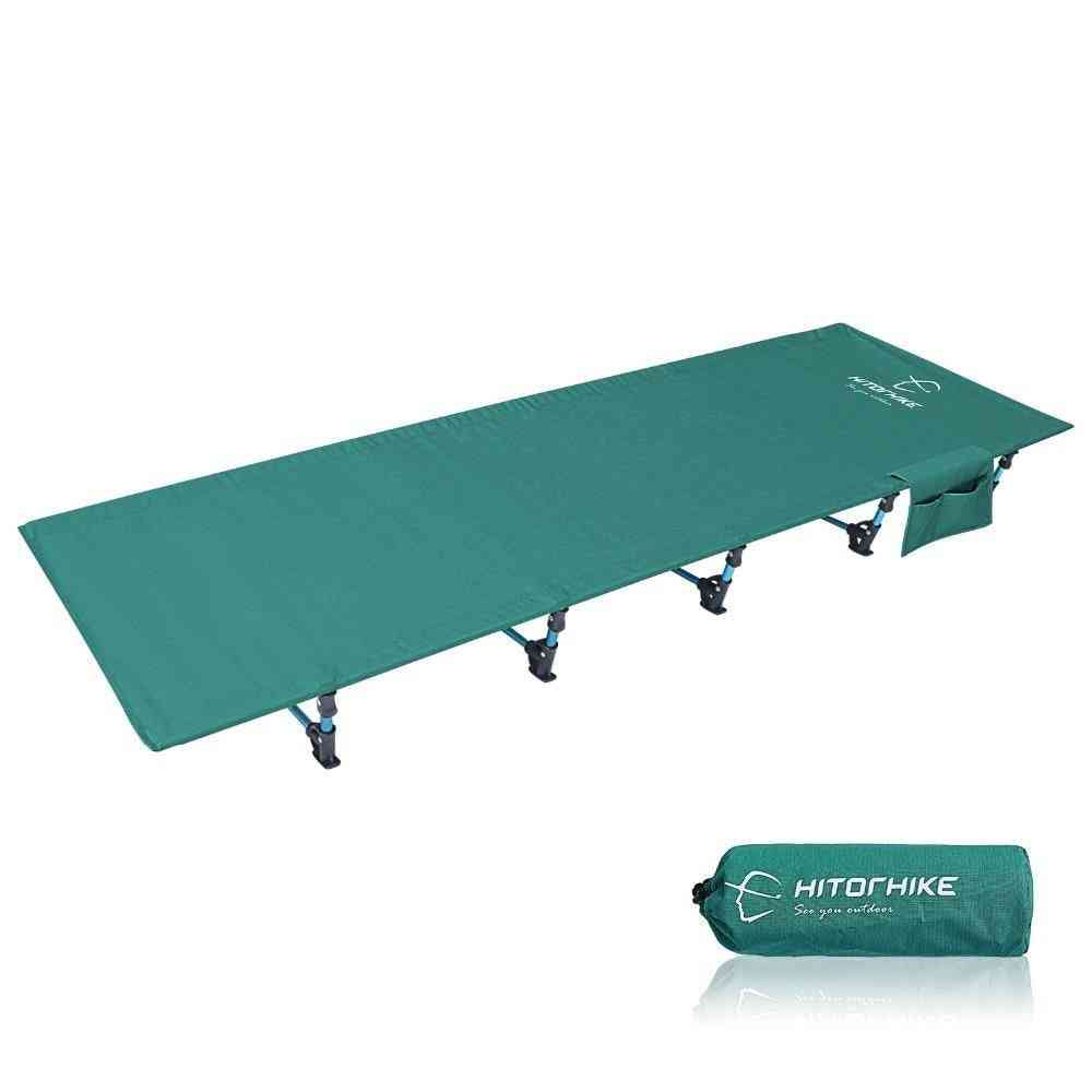 Folding Cot Bed, Backpacking Tent For Outdoor Camping