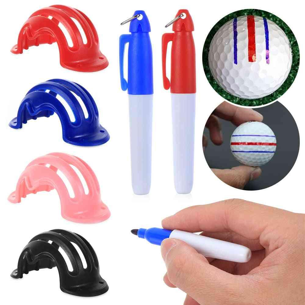 Golf Ball Marker Pen