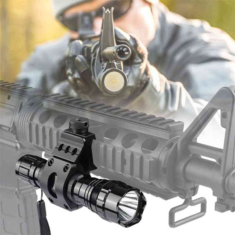 Tactical Flashlight Weapon Light Led Torch