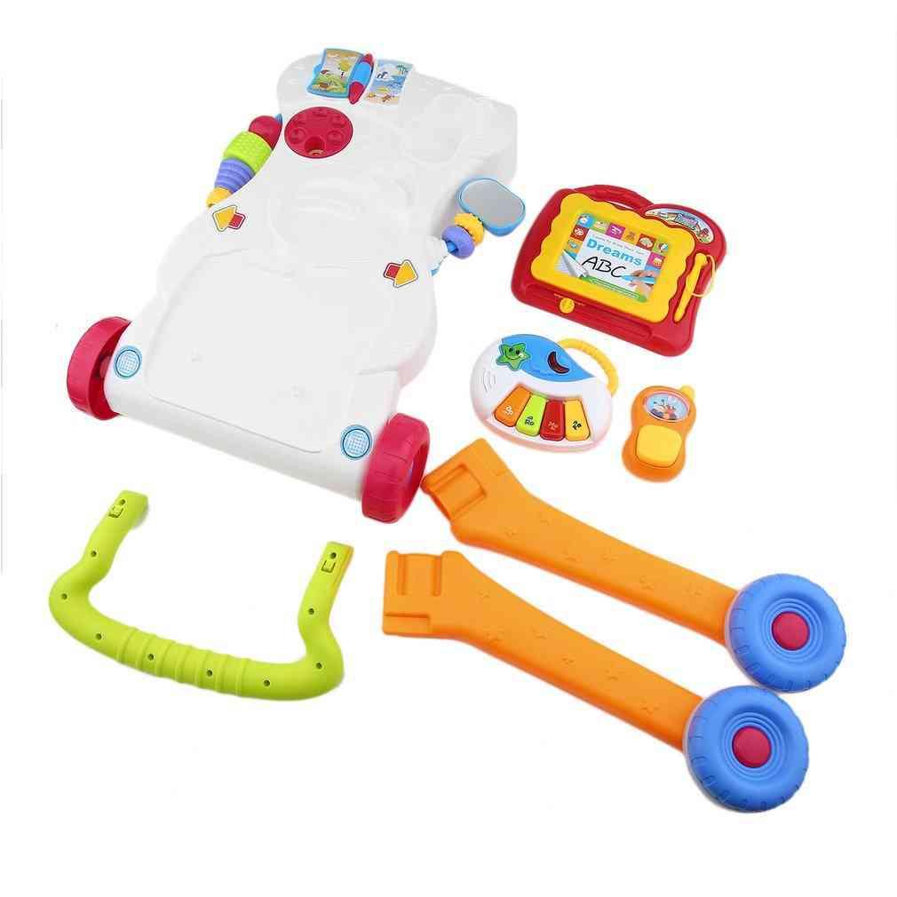 Baby Walker Toddler Trolley