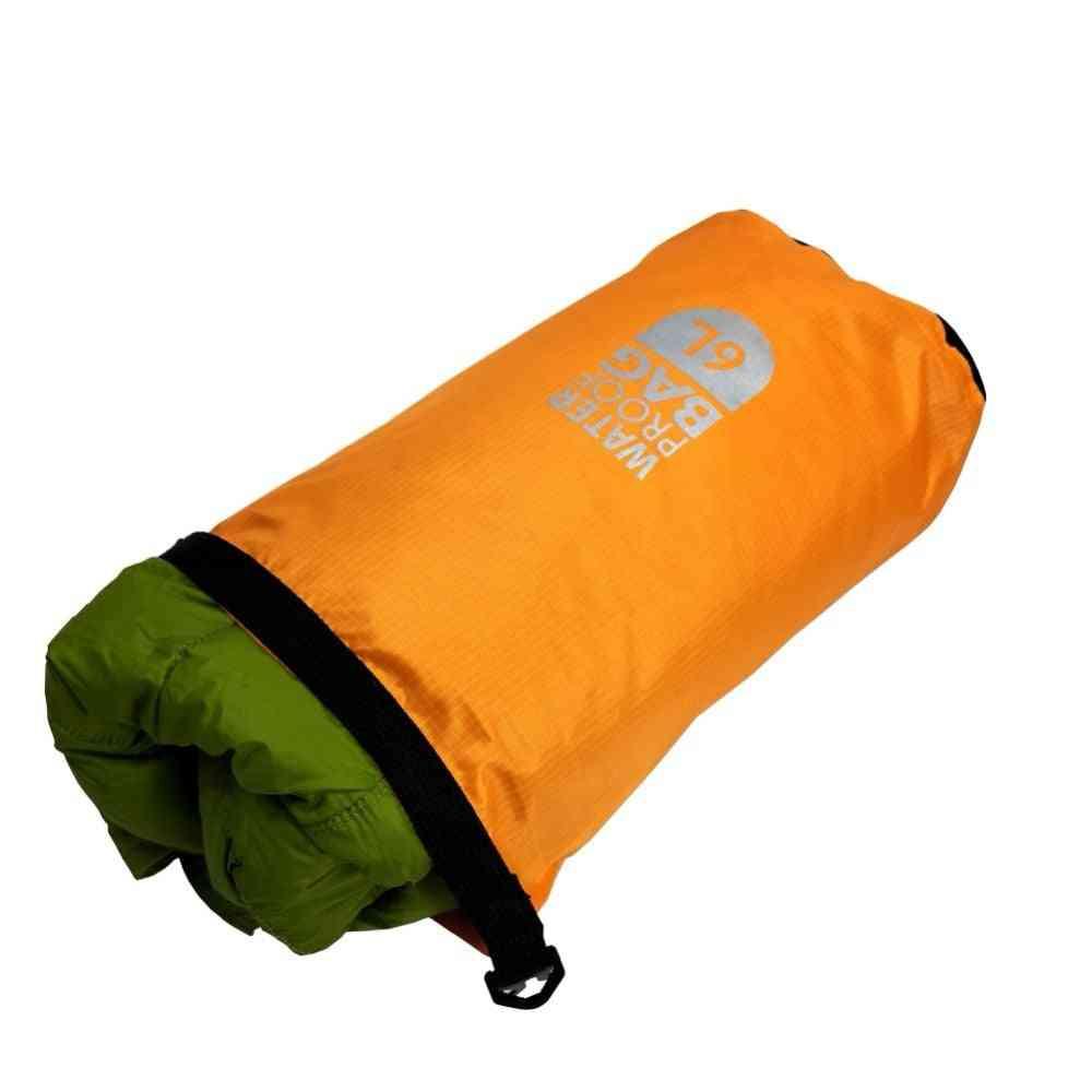 1pc Waterproof Dry Bag Pack Swimming Rafting Kayaking River Trekking Floating Sacks