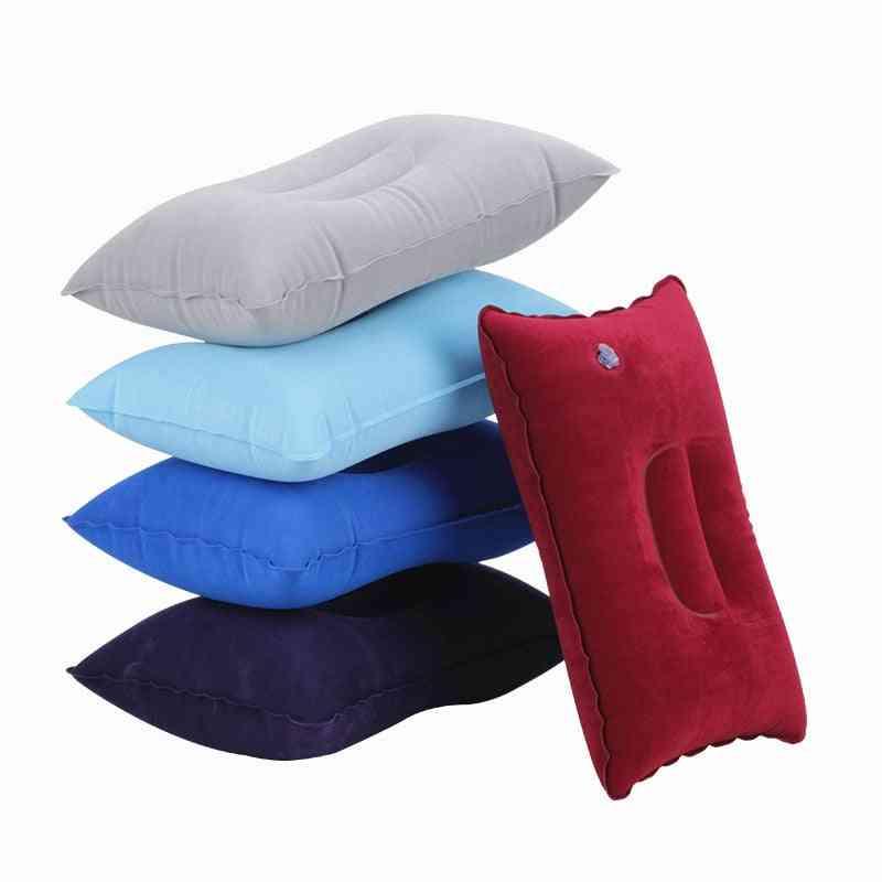 Portable Air Pillows, Sleep Cushion, Plane Head Rest, Camp Gears
