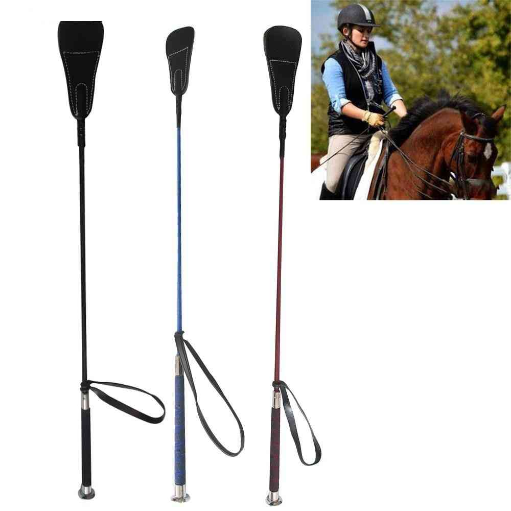 New Riding Crops Horse Leather Horsewhip