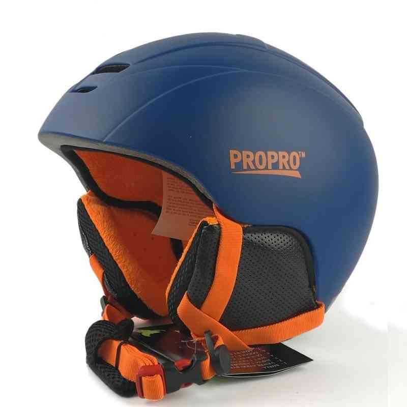 Ultralight And Integrally-molded Professional Snowboard Helmet