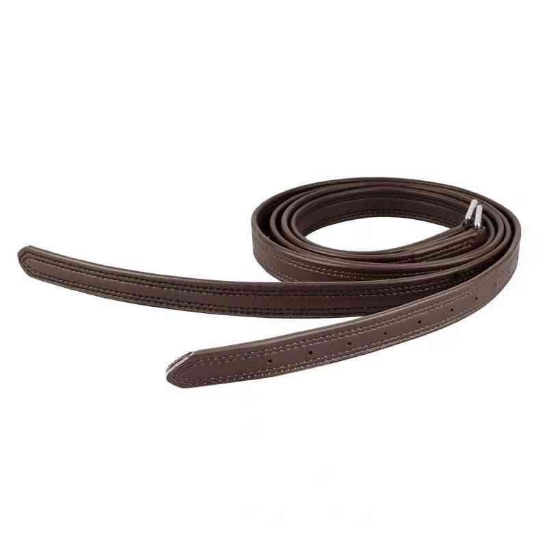 Horse Ridding Equipment Stirrups Leather Saddlery For Horseman