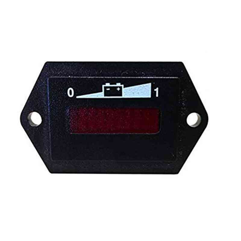 Led Battery Charge Indicator Meter