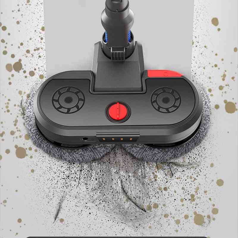Electric Wet Dry Mopping Head