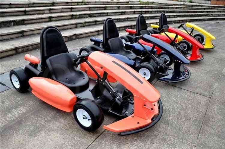 Kids Rides 350w Fast Dune Buggy Electric Pedal Go Kart Scooter