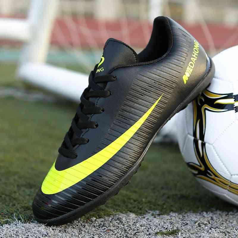Soccer Shoes, Professional Football Boots, Suferfly, Futsal Sock Cleats, Training Sport Sneakers