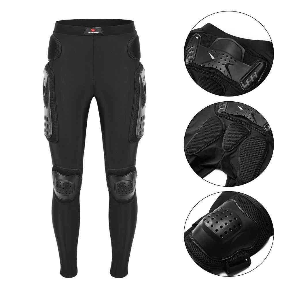 Breathable Roller Skates Pants Thigh Hip Butt Protection Snowboard Trousers