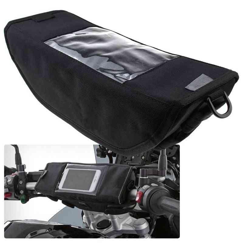 Motorcycle Handlebar Nitic Saddle Bag