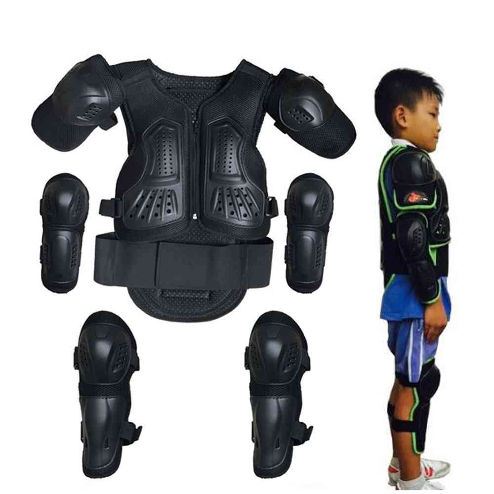 Suits Skiing Skating Elbow Knee Care Armor