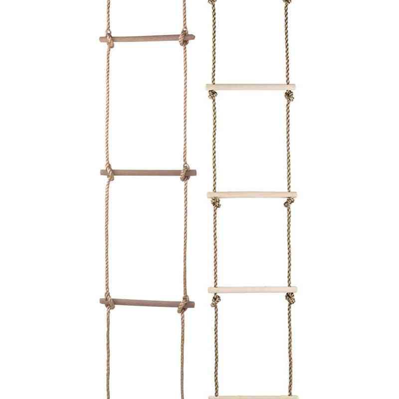 Wooden Five-step Climbing Ladder