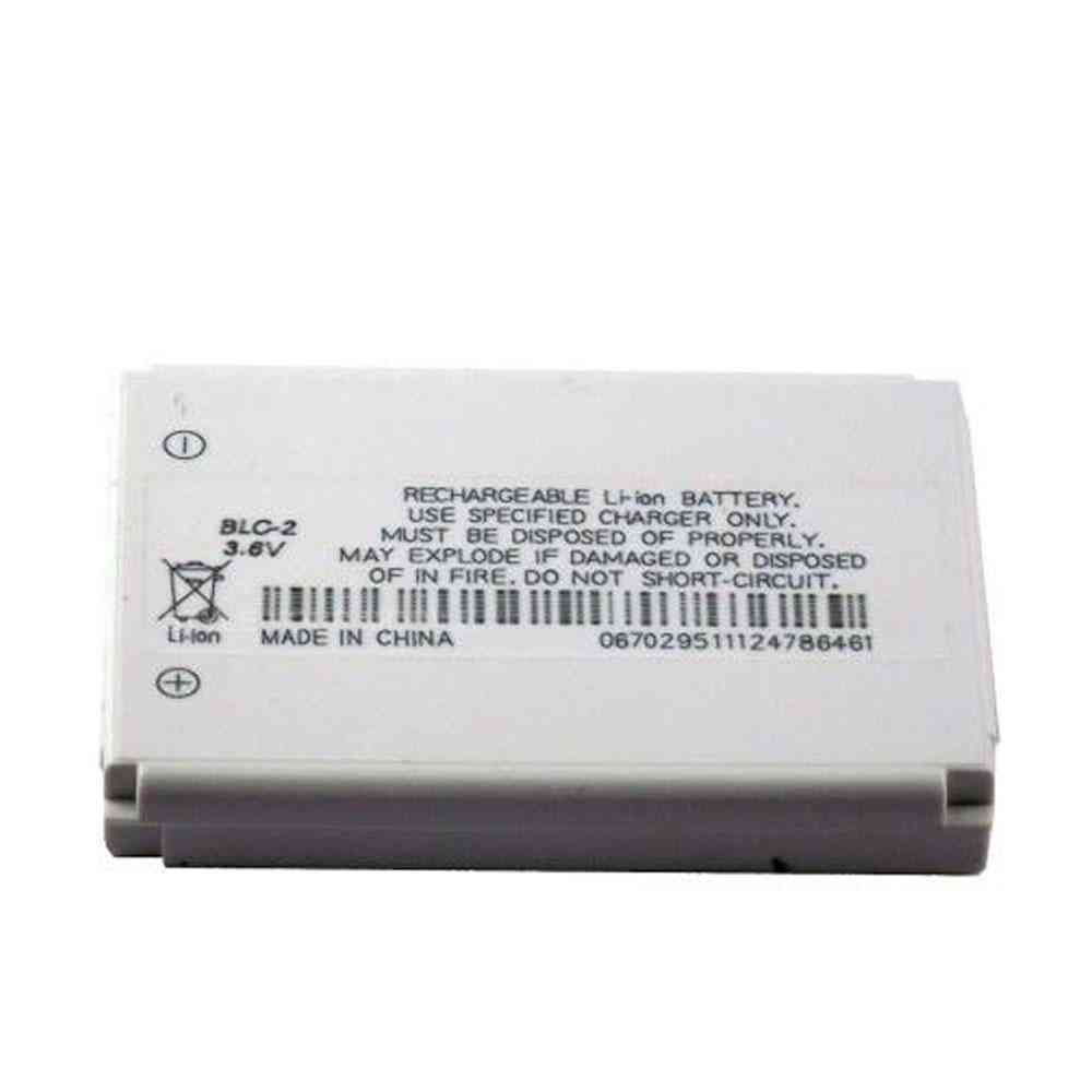 Rechargeable Blc-2 Li-ion Polymer Battery Replacement For 3310 3330 3315 3350 3510 6650