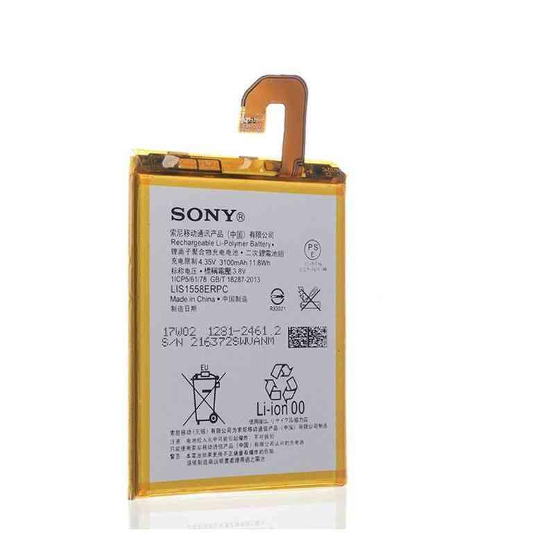 Sony 100% Original 3100mah Lis1558erpc Battery For Sony Xperia Z3 L55t L55u D6653 D6633 D6603 Phone High Quality Battery