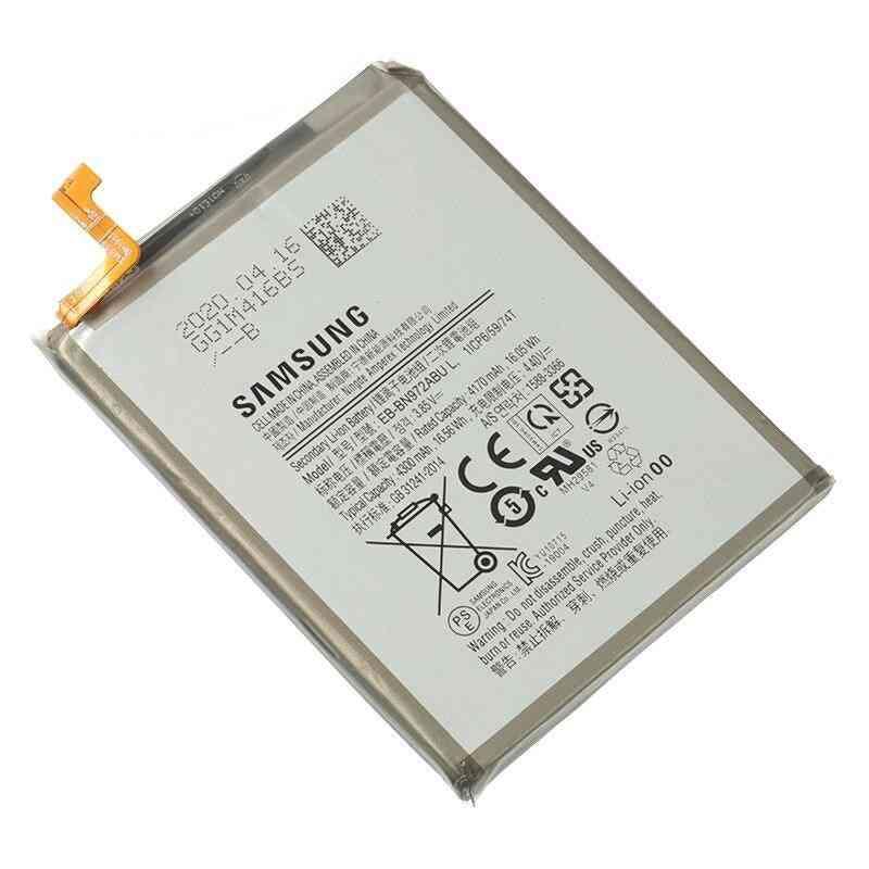 Original Eb-bn972abu Note10plus Battery
