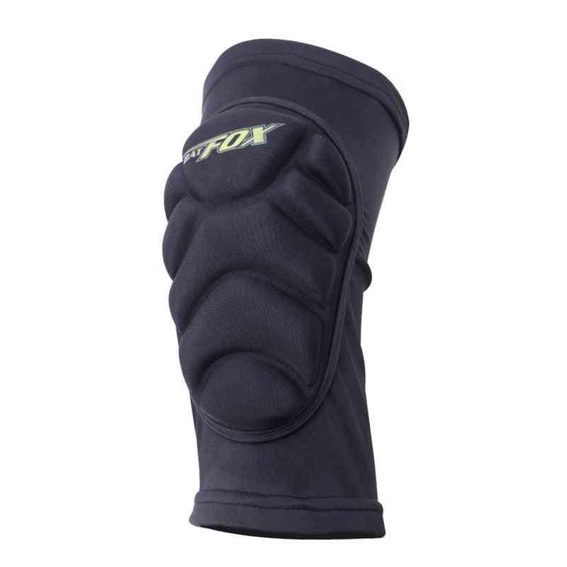 Leg Knee Patella Support Sports Brace Wrap Protector Pad & Sleeve Guard