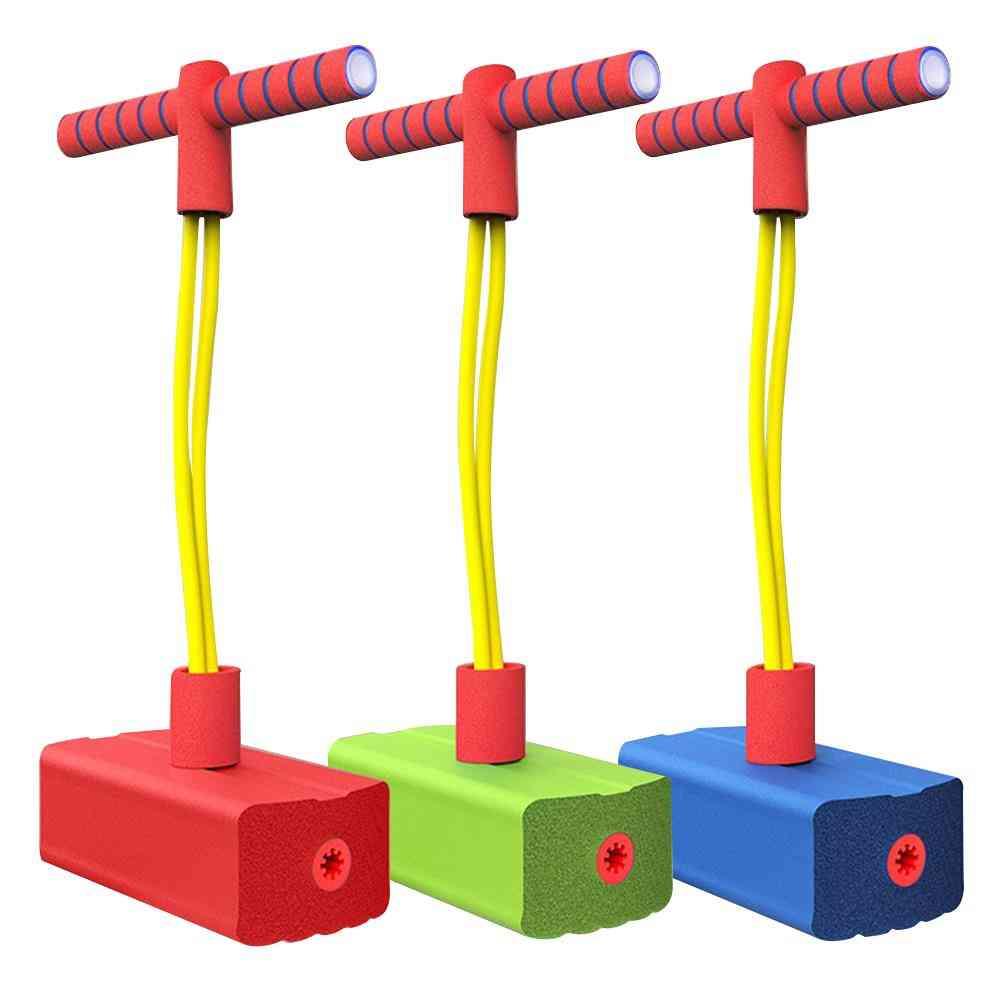 Children's Frog Bouncer Jumping Stilts Bounce Pole Kids' Toy
