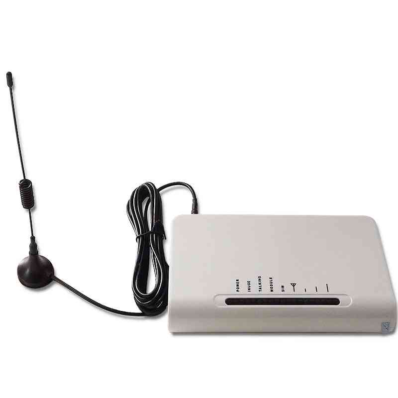 Wireless Gsm Fixed Terminal Home Phone With 3m Antenna